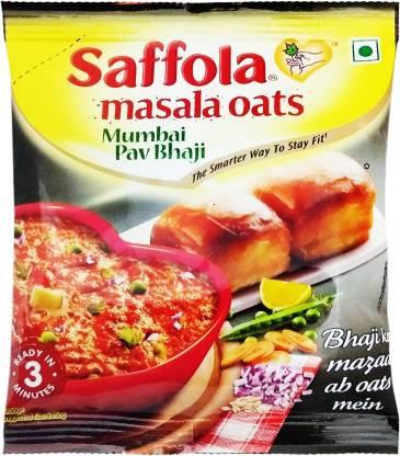 Saffola Masala Oats Mumbai Pav Bhaji 32 gm