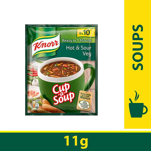 Knorr Hot & Sour Cup-a-Soup 11g