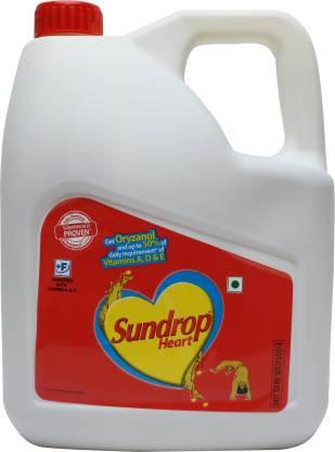 Sundropsundrop heart oil 5 ltr