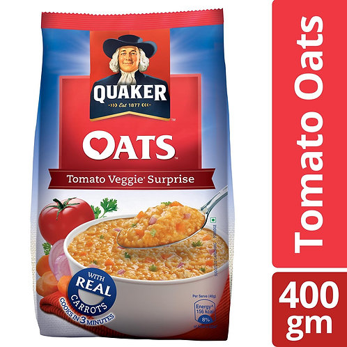 Quaker Oat Meal 400 gm
