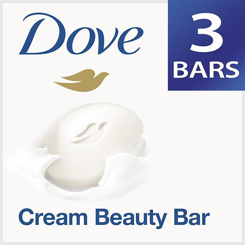 Dove Crem Beauty Bathing (75 gm*3)