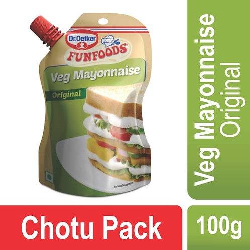 FunFoods Veg Mayonnaise 100g