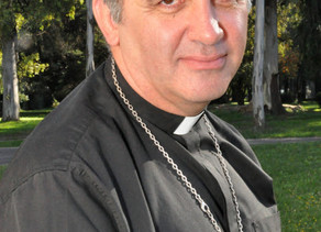Mons. Nicolás Baisi, nuevo obispo diocesano de Puerto Iguazú