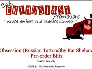RUSSIAN TATTOOS BLOG TOUR