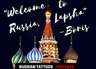 Russian Tattoos Prisoner Sneak Peek