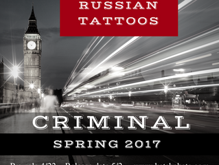 Criminal (Russian Tattoos, book #3)