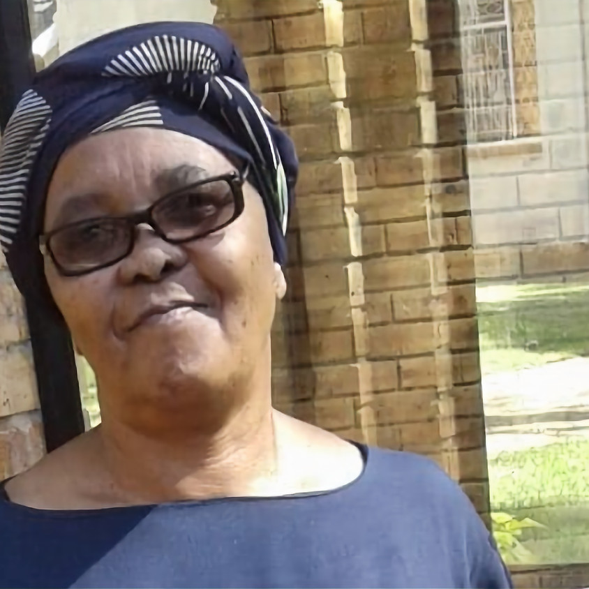 Burien Virtual Memorial Service of the late Freda Mapule Mlimo