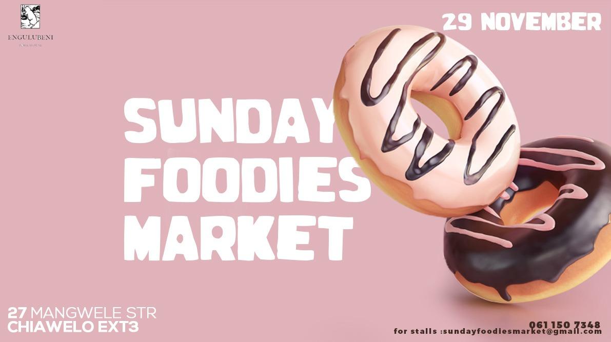 Engulubeni Sunday Foodies Market