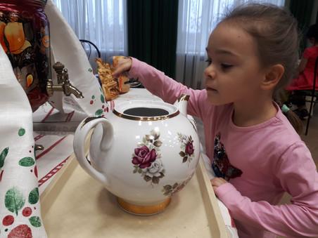 """семейная встреча """"Званый чай"""""""