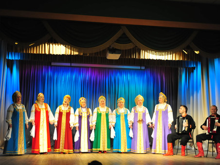 «Вижу чудное приволье» -концерт Ансамбля «Раздолье», посвященный Дню народного единства