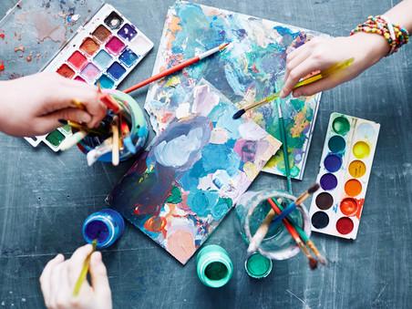 Мастер-класс по живописи для художников – любителей. 28 октября в 12.00