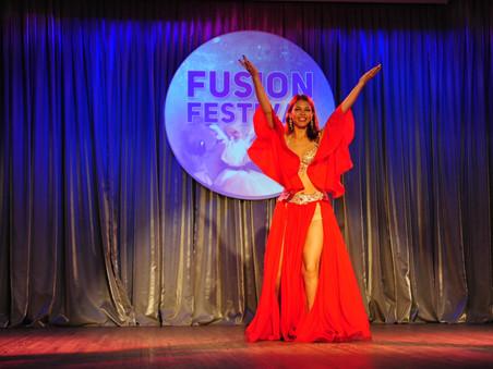 FUSION  FESTIVAL – Многожанровый восточный фестиваль творчества