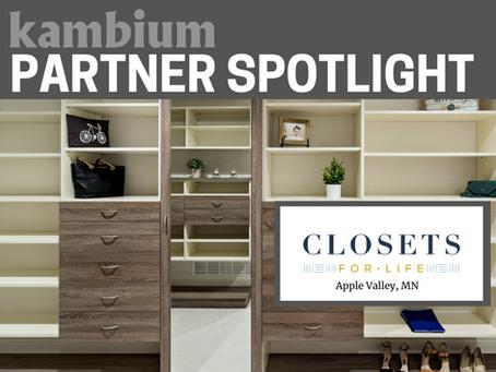 Partner Showcase: Closets For Life
