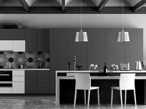 Rehau RAUVISIO - Custom Cabinetry Finishes That Elevate