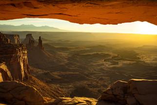 Mesa Canyon - Bunker View