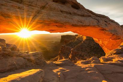 Mesa Arch (Left)