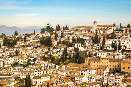 Granada Dusk