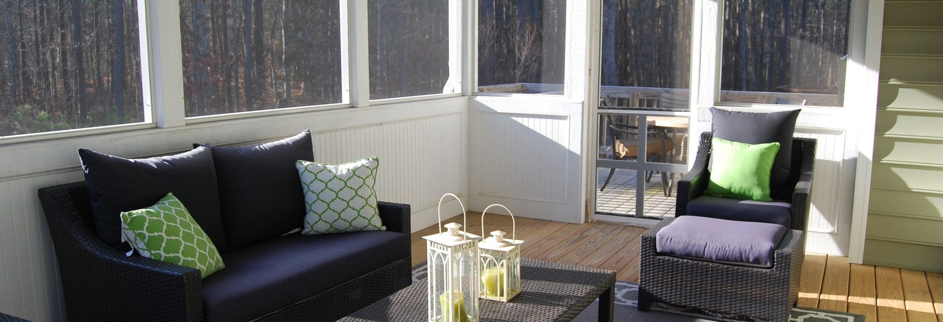 Sunroom - Additional Living Space