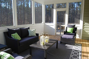 Sunroom Installation