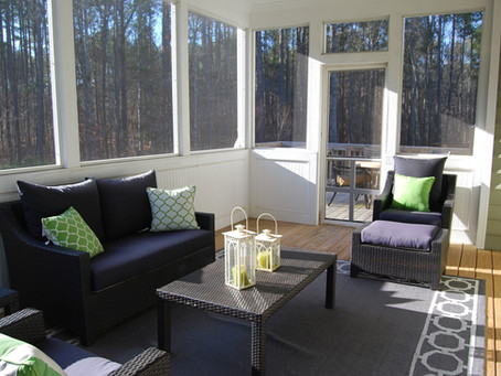 Best Heating and Cooling Options for a Sunroom