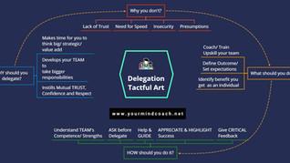 Delegation - A Tactful Art