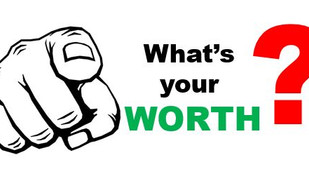 What's your WORTH?