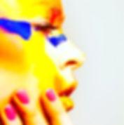 #オーラ を感じてメイクw #メイクアップアーティスト #makeupartis