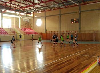 Club Handbol Ascó 12 – 9 Infantil Femení