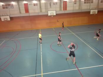 Cadet Masculí 22-15 Oar Gràcia Sabadell