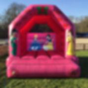 Kingdom of Bounce Princess inflatable