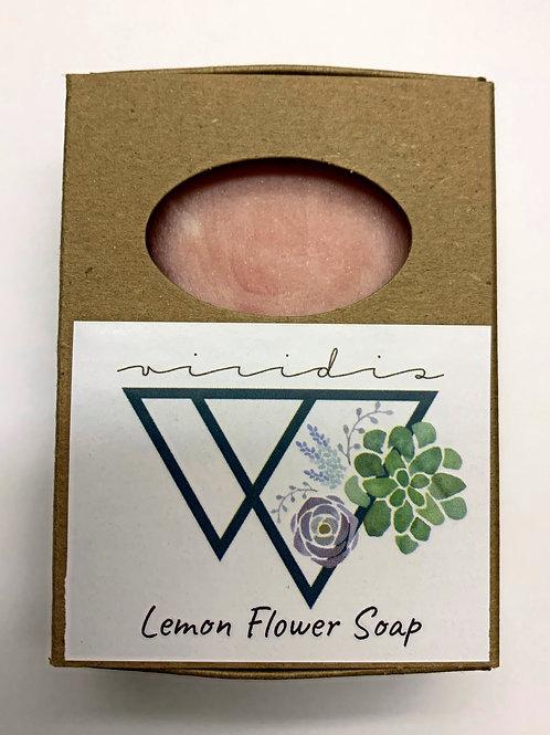 Lemon Flower Soap