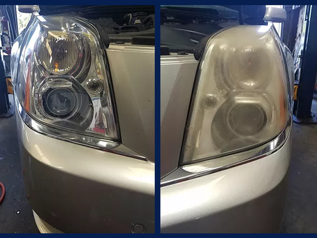 Headlights not lighting enough to be safe?