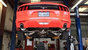 Dual Exhaust in Suffolk VA
