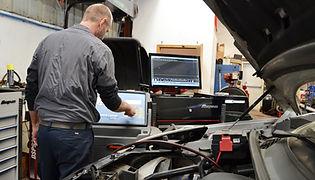 Engine Light Diagnostics in Courtland VA
