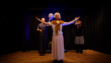 The Children's Shakespeare Festival: Dream At Home - Creating content in the times of COVID.