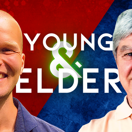 MEN NEED MEN - the value of intergenerational relationships