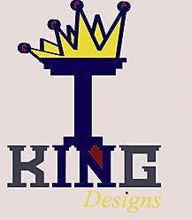 T.King Designs Logo