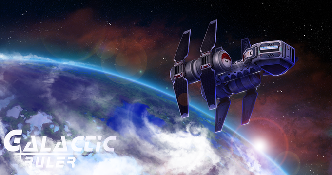 Galactic Ruler Space Station