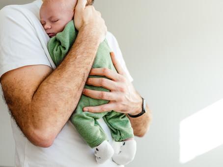 Newborn Fotoshoot Guus