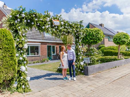 Mini Wedding // Mathijs & Rhea 12 juni 2020