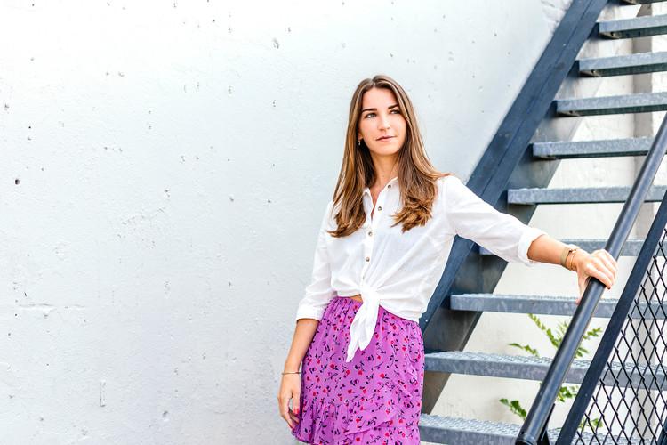 Portretshoot N&A - ByNicfotografie Ashle