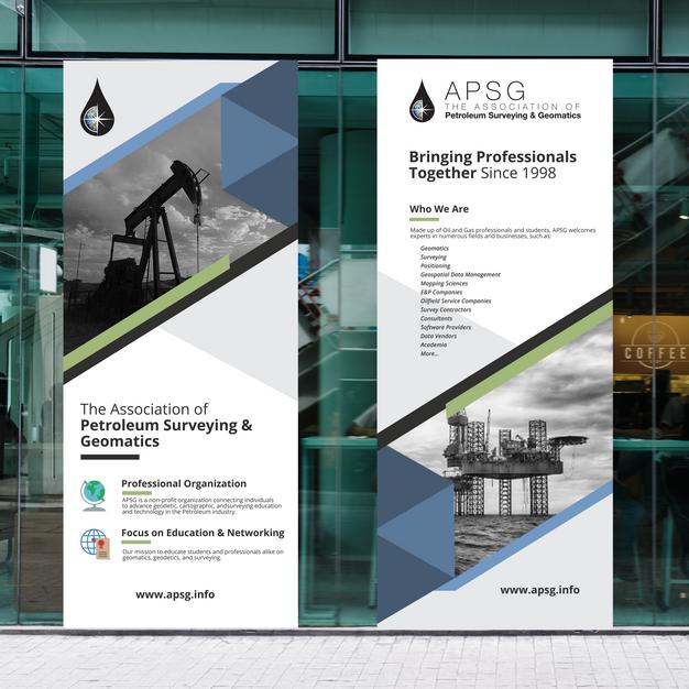 Event Pop-Up Banner | Association of Petroleum Surveying & Geomatics (APSG)