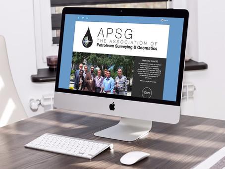 Website Alert! A New Look For APSG's Web Presence