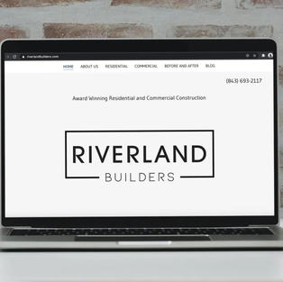Logo Design   Riverland Builders