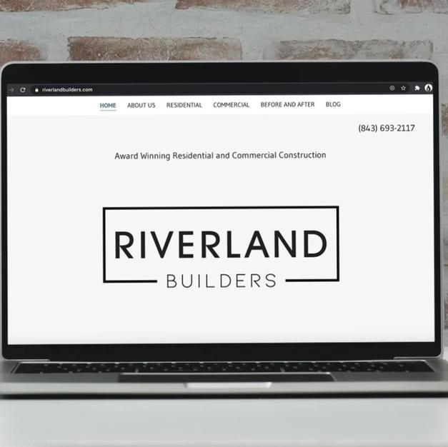 Logo Design | Riverland Builders