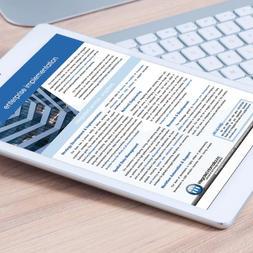 Marketing & Brochures | Integrated Informatics Inc.