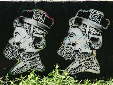 Graffiti Mecca: HOPE Outdoor Gallery