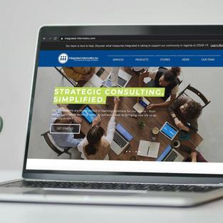 Company Website   Integrated Informatics Inc.