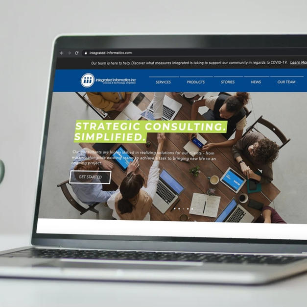 Company Website | Integrated Informatics Inc.