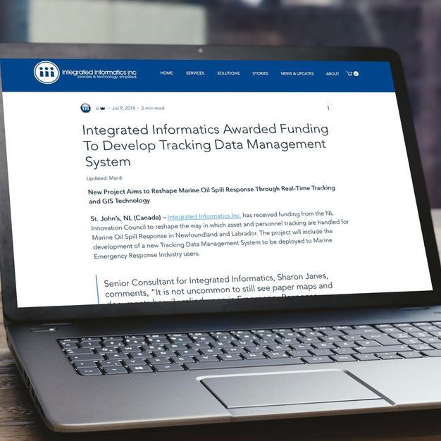 Press Release | Integrated Informatics Inc.